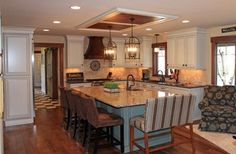 Fieldstone Cabinetry Remodel - eclectic - kitchen cabinets - grand rapids - Starlite Kitchens and Baths