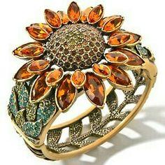 Hermoso anillo de girasol 😍