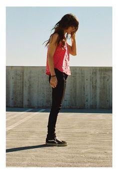 Van, Girls and Tumblr on Pinterest