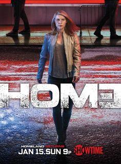 Claire Danes in Homeland: A belső ellenség (2011)