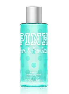 PINK Fun & Fearless Body Mist