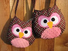 Tasche Eule / Eulen Tasche / owl bag / : Caroline's on Holiday so Beka's Showing Off! — SewCanShe | Free Daily Sewing Tutorials