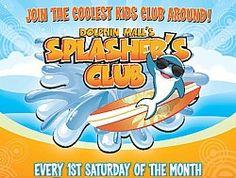 Splasher's Kids Club Event, sponsored by OshKosh B'gosh Miami, FL #Kids #Events