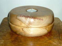 tealight holders, various woods and shapes available @ www.planks2tops.vpweb.co.uk