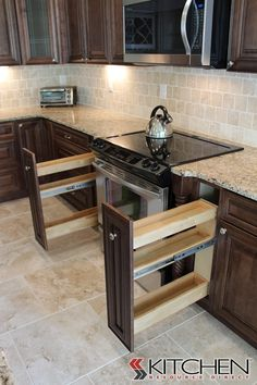 Beautiful Bristol Maple Chocolate Glaze Photo Gallery | Cabinets.com By Kitchen  Resource Direct