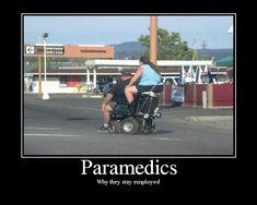 Paramedics Can Be So Funny- 39 pics