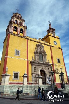 Basílica de Nuestra Señora de Guanajuato, México