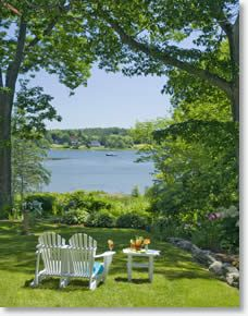 Newcastle Inn Bed and Breakfast .... looks like a perfect summer weekend