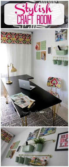 I want that giant desk!