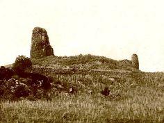 Ales - castello Barumele