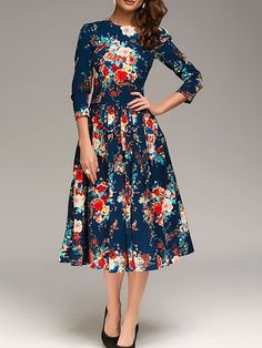modest dresses fashion best outfits – Page 11 of 14 – cute dresses outfits Pretty Outfits, Pretty Dresses, Beautiful Dresses, Elegant Dresses, Gorgeous Dress, Mode Outfits, Dress Outfits, Dress Up, Dress Form