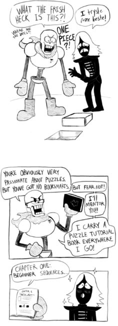 Under the read more: post pacifist end spoilers, papyrus