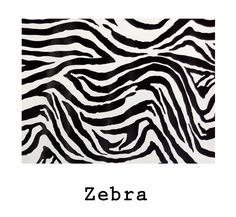 Polipiel relieve Zebra disponible en todos los productos Arethaju