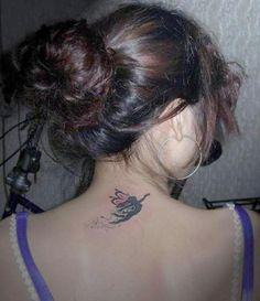 Guardian Angel Tattoos for Women Back Guardian Angel Tattoos for Women ...