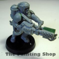 warhammer imperial guard weapon conversions - Google Search