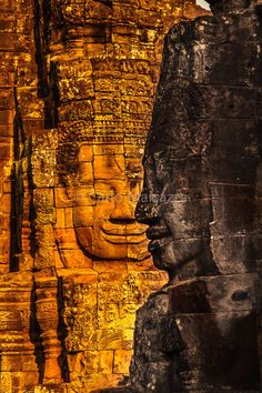 Bayon, Angkor, Cambodia | by carlo marrazza on 500px