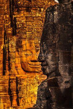 Bayon, Angkor, Cambodia | by carlo marrazza on 500px