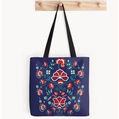 Norwegian Heritage. Inspired by nature, history and culture Gudbrandsdalen tote!