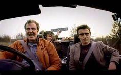 Top Gear BBC Jeremy Clarkson James May Richard Hammond