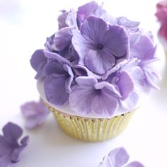 Love Blooming #Cupcake ♥