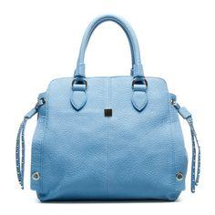 Frederic Blue Handbag