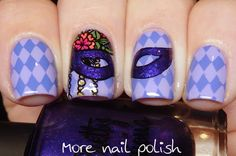 40 Great nail art ideas recap ~ More Nail Polish