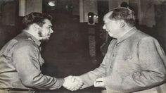 Mao Zedong y el Che Guevara: el encuentro de dos revolucionarios