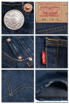 If you have got to wear denim jeans, Levi's 501 is the one and only choice you can make...