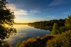 Golden Hour Reflections by William Mevissen on 500px