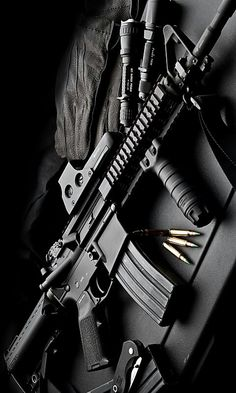 Wallpaper Iphone Music Black Ideas For 2019 Military Weapons, Weapons Guns, Guns And Ammo, M4a1 Rifle, Assault Rifle, Armas Wallpaper, Iphone Wallpaper, Music Wallpaper, Trendy Wallpaper