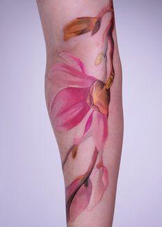 Amanda Wachob tatoo artist