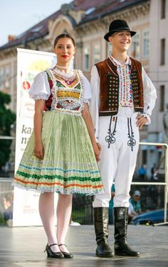 Abov, Slovakia Folk Costume, Costumes, Traditional Outfits, Lace Skirt, Skirts, How To Wear, Clothes, Dresses, Women