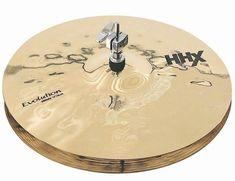 "Sabian 14"" HHX Evolution Hats BR | 11402XEB"