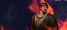 Saisyu - KOF'98 OL Wallpaper by Zeref-ftx