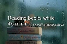 also while it's snowing or when the sun is shining or when it's grey outside.