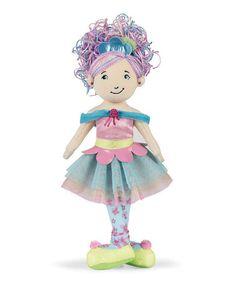 Look what I found on #zulily! Groovy Girls Belisima Ballerina Doll #zulilyfinds