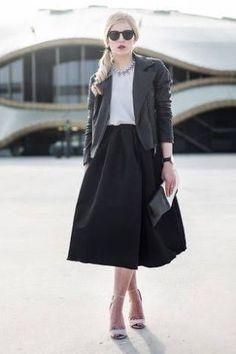 「ミモレ丈スカート」の画像検索結果