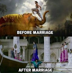 20 funny memes about after marriage life Latest Funny Jokes, Very Funny Memes, Funny Memes Images, Cute Funny Quotes, Funny School Jokes, Funny Jokes In Hindi, Some Funny Jokes, Funny Relatable Memes, Funny Facts