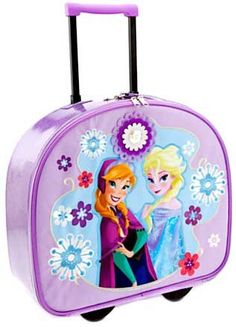 Disney Store Exclusive Anna and Elsa Rolling Luggage * Read more  at the image link.