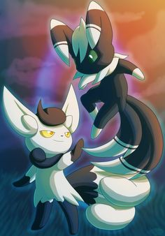 Pokemon: Meowstic by Lifefantasyx on deviantART