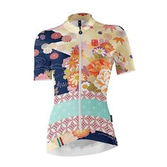 Kimono #japan #nippon women's #cycling jersey 2017 #letsroll