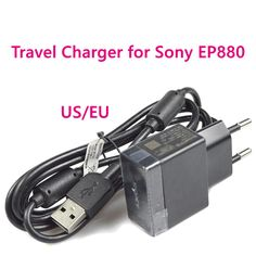 Original 5V-1.5A Charger Adapter with EC700 Micro usb cable for Sony Xperia Z1 Z2 Z3 Z3 COMPACT