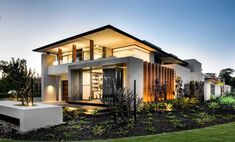 Coolbinia Residence 2   Luxury Developers   Azure Luxury Homes   Azure Luxury Homes Office Fit Out, Exclusive Homes, Interiores Design, Perth, Luxury Homes, House Design, Mansions, House Styles, Columns