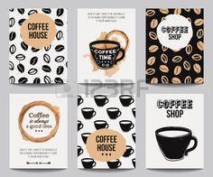 「コーヒー メニュー デザイン イラスト」の画像検索結果