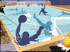 Water Polo..