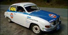 Saab 96 V4 Rally by Leo Kinnunen [in-car video] http://www.saabplanet.com/saab-96-v4-rally-by-leo-kinnunen/