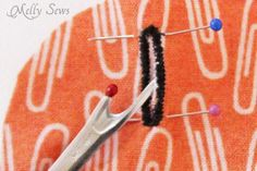Don't rip your buttonhole - use this tip from https://mellysews.com
