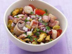 Ceviche mit Meeresfrüchten ist ein Rezept mit frischen Zutaten aus der Kategorie Meeresfrüchte. Probieren Sie dieses und weitere Rezepte von EAT SMARTER!