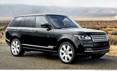 land rover range rover - fierce mommy mobile one day :) !!!