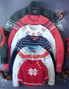 Another cracking Christmas guide from Boden.Lists at the ready… Winter Jumpers, Christmas Jumpers, Christmas Sweaters, Festive Jumpers, Christmas Editorial, Christmas Jumper Day, Kids Outfits, Summer Outfits, Christmas Inspiration